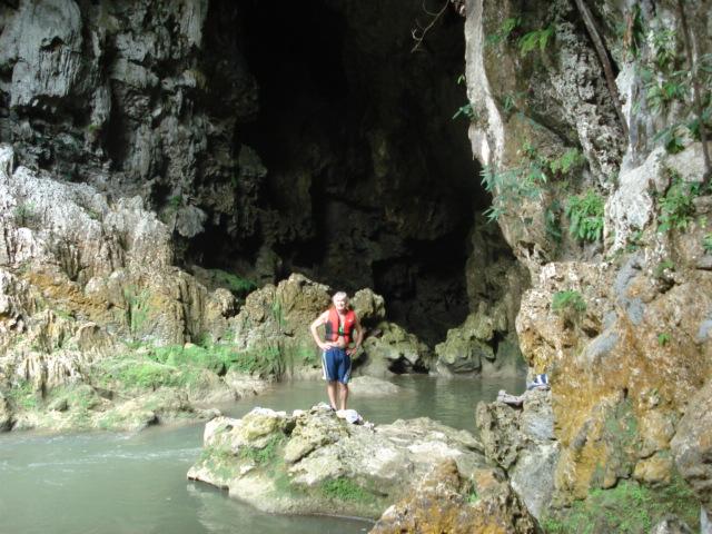 Blue Creek Cave