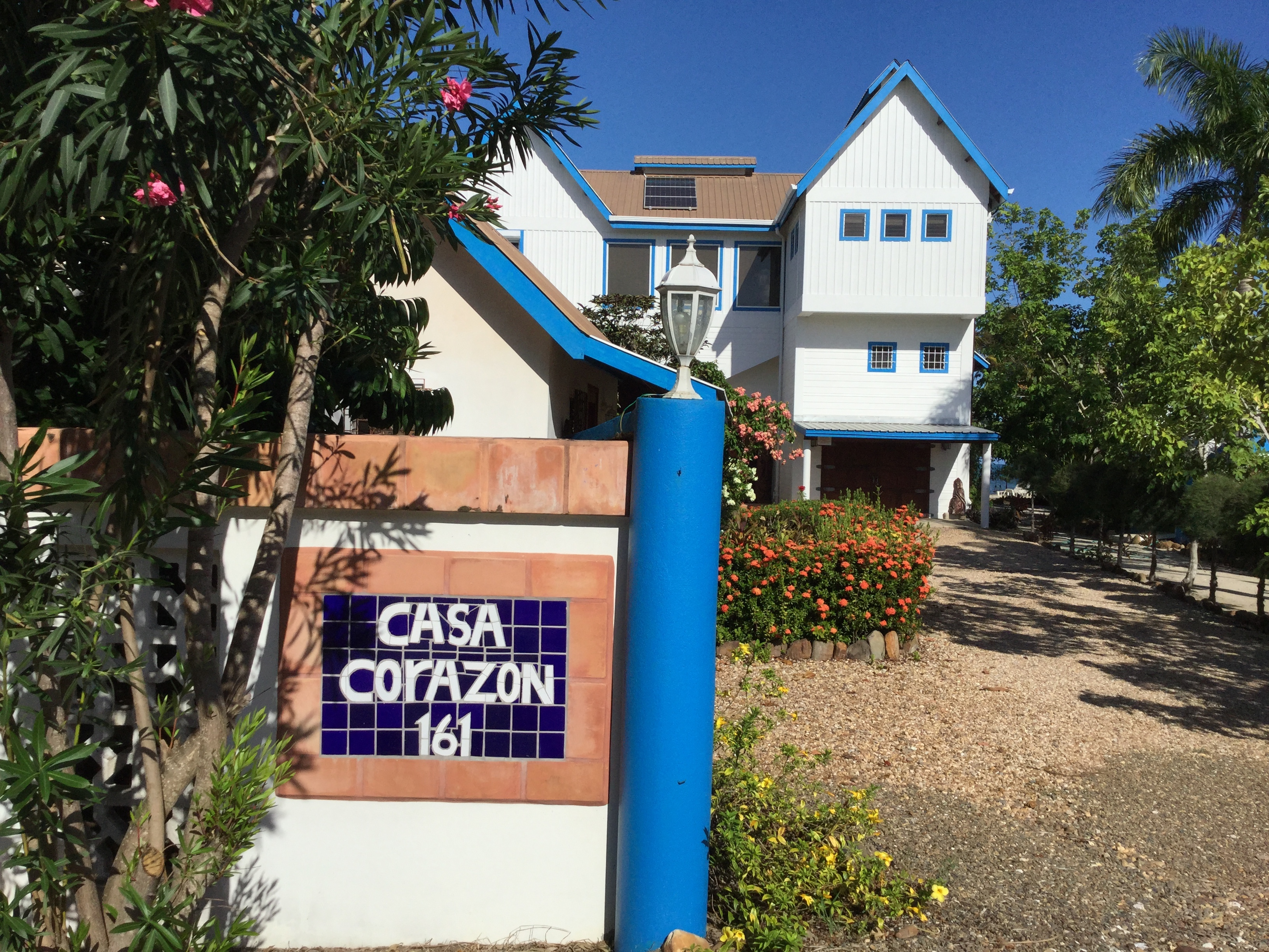 Welcome to Casa Corazon!